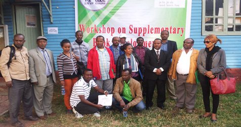 Workshop on Supplementary Books